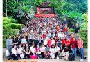 Chuyến đi thực tế tham quan Di tích lịch sử Đền Hùng của Đoàn cán bộ, giảng viên và học viên cao học Khóa 3.2, Khóa 4.1