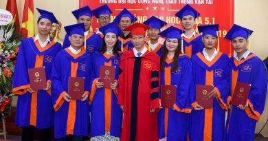 Khai giảng Cao học Khóa 5.1 và trao bằng Thạc sĩ đợt 2 – 2019